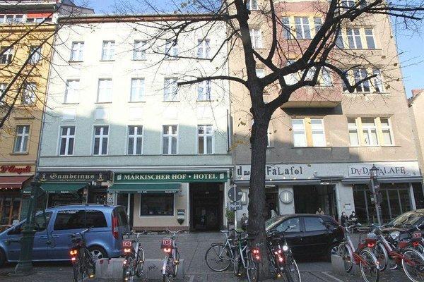 Hotel Markischer Hof - фото 22