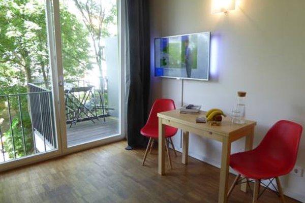 Apartments Am Friedrichshain - 13
