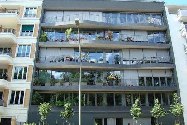 Apartments Am Friedrichshain - 23