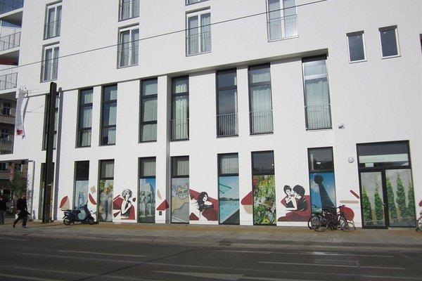 Almodovar Hotel Berlin - Biohotel - фото 22