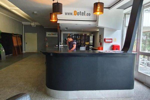 AapHotel - Hotel & Hostel - фото 15