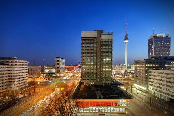 Holiday Inn Berlin-Alexanderplatz - фото 22
