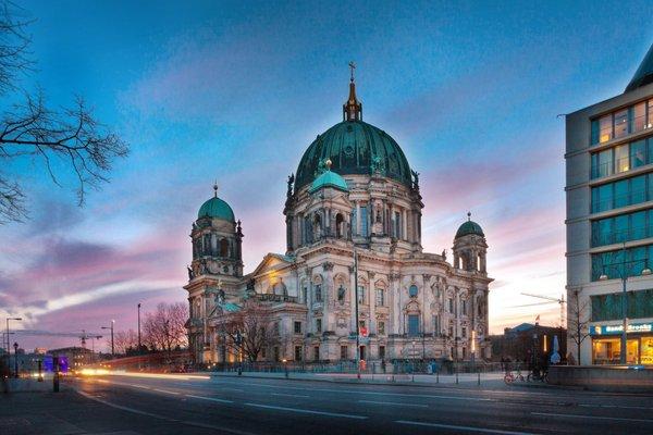 Holiday Inn Berlin-Alexanderplatz - фото 23