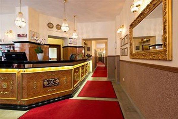 Hotel & Apartments Zarenhof Berlin Friedrichshain - фото 14