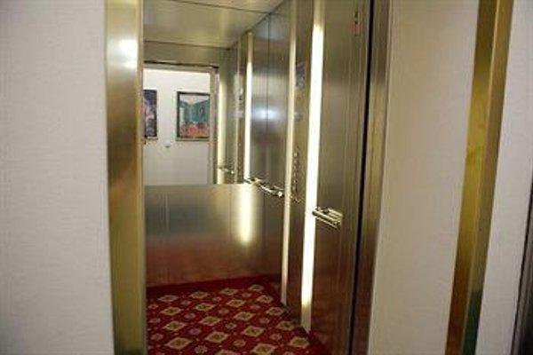 Hotel & Apartments Zarenhof Berlin Friedrichshain - фото 15