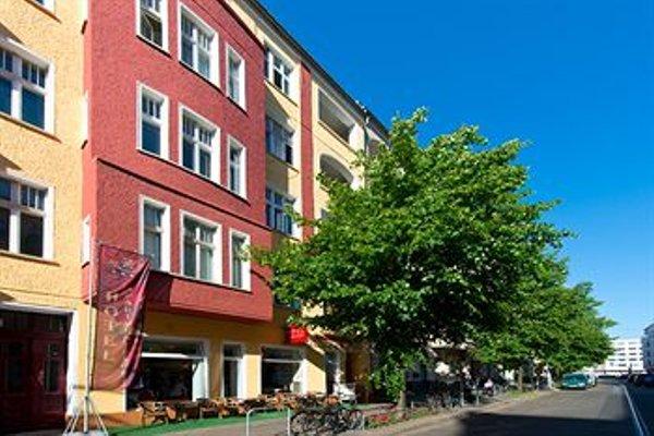Hotel & Apartments Zarenhof Berlin Friedrichshain - фото 21