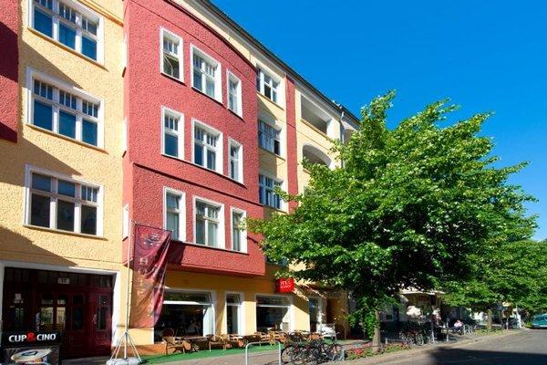 Hotel & Apartments Zarenhof Berlin Friedrichshain - фото 22