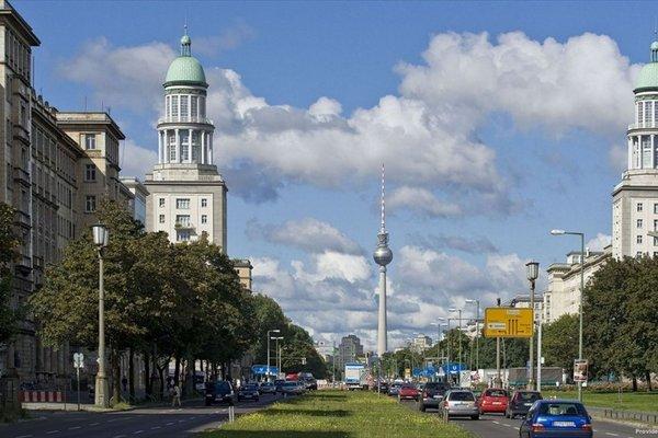 Hotel & Apartments Zarenhof Berlin Friedrichshain - фото 23