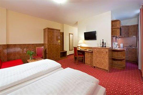 Hotel & Apartments Zarenhof Berlin Friedrichshain - фото 4