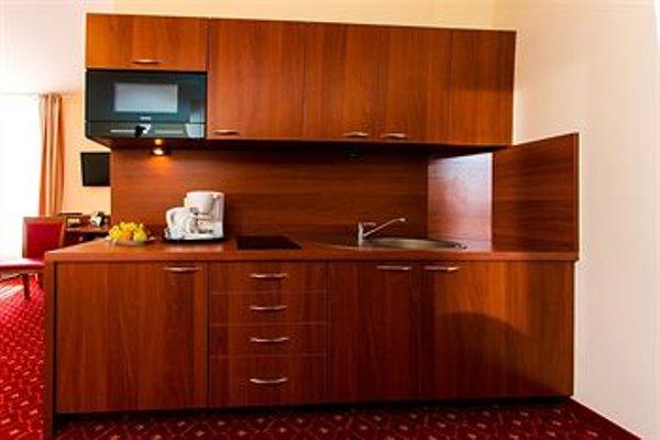 Hotel & Apartments Zarenhof Berlin Friedrichshain - фото 8