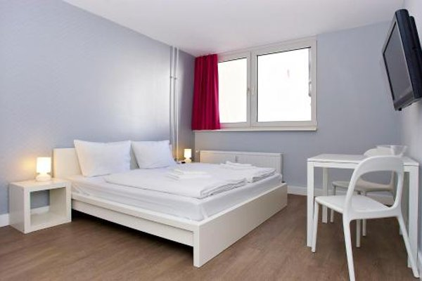 Apartmenthouse Berlin - Am Gorlitzer Park - фото 50