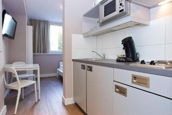 Apartmenthouse Berlin - Am Gorlitzer Park - фото 14