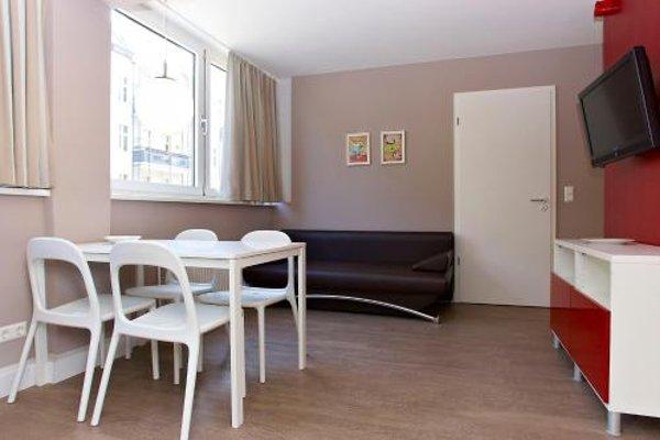 Apartmenthouse Berlin - Am Gorlitzer Park - фото 15