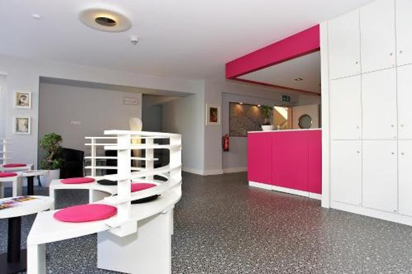 Apartmenthouse Berlin - Am Gorlitzer Park - фото 16