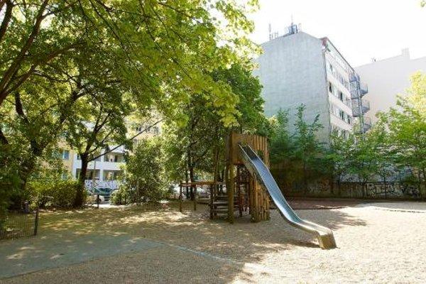 Apartmenthouse Berlin - Am Gorlitzer Park - фото 21