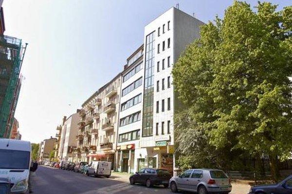 Apartmenthouse Berlin - Am Gorlitzer Park - фото 23