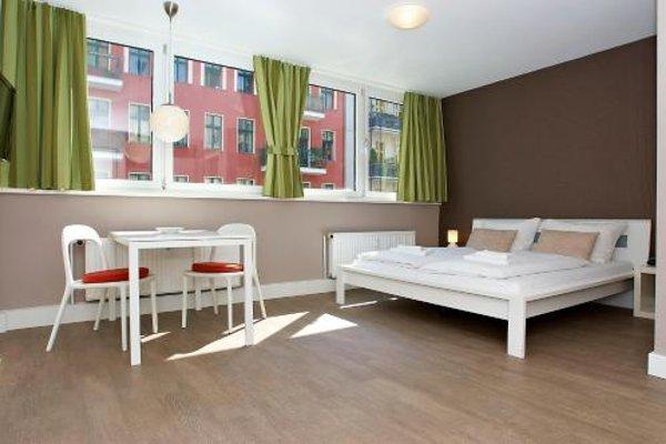 Apartmenthouse Berlin - Am Gorlitzer Park - фото 3