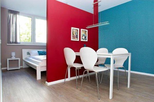 Apartmenthouse Berlin - Am Gorlitzer Park - фото 7