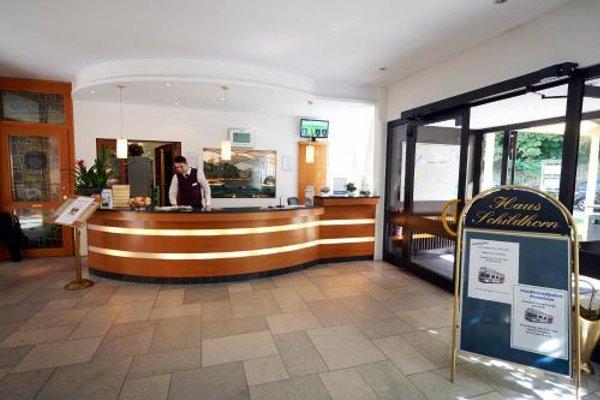 Seehotel Grunewald - фото 14