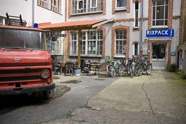 Rixpack Hostel - фото 23