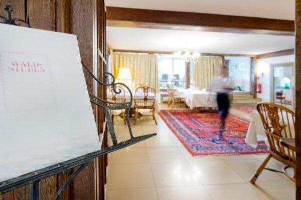 Romantik Waldhotel Mangold - фото 10