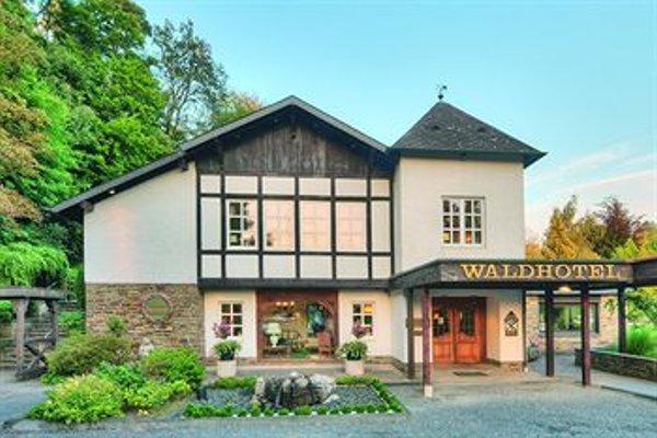 Romantik Waldhotel Mangold - фото 19