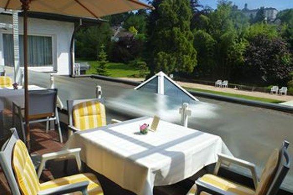 Romantik Waldhotel Mangold - фото 21