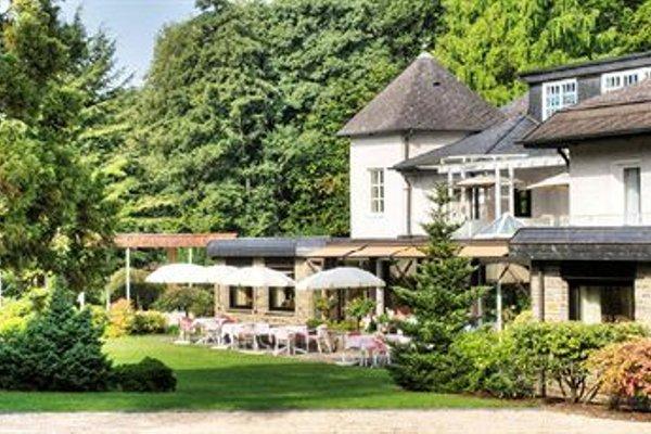 Romantik Waldhotel Mangold - фото 22