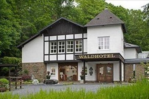 Romantik Waldhotel Mangold - фото 23