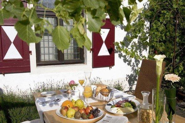 Malteser Komturei Hotel / Restaurant - фото 20