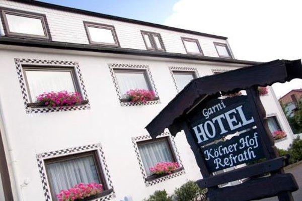 Hotel Kolner Hof Refrath - фото 19