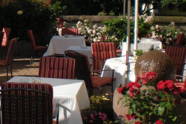 Hotel-Restaurant Hirsch - фото 10