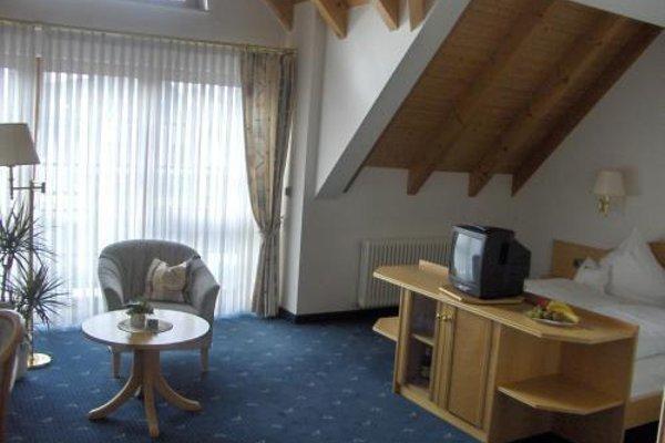 Hotel-Restaurant Hirsch - фото 4