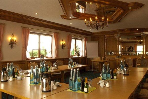Hotel-Restaurant Hirsch - фото 9