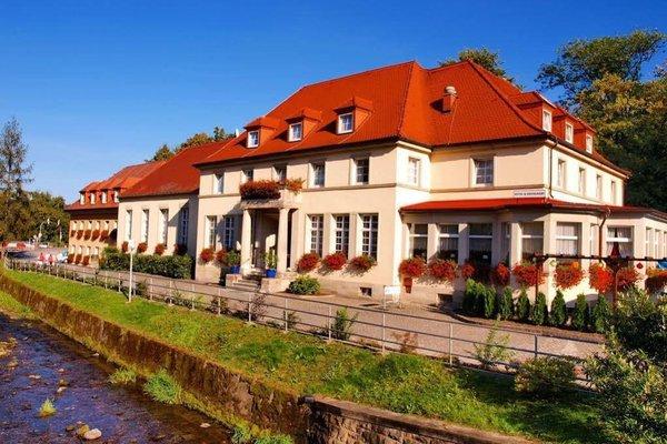 Hotel Sachsisches Haus - фото 16