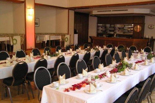 Hotel Sachsisches Haus - фото 8