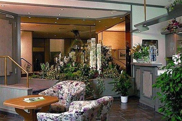 Hotel Sachsisches Haus - фото 9