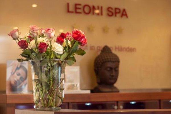 Seehotel Leoni - фото 16