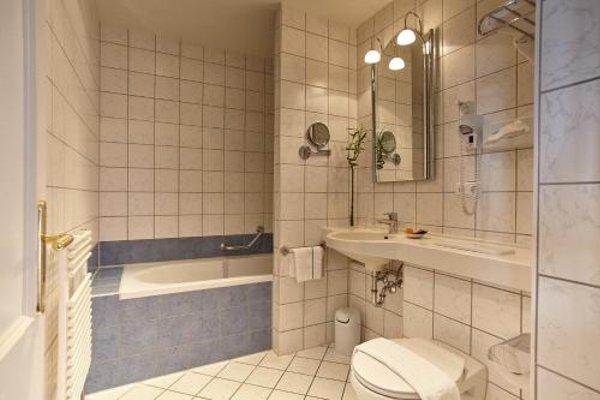 Hotel Schloss Berg - фото 10