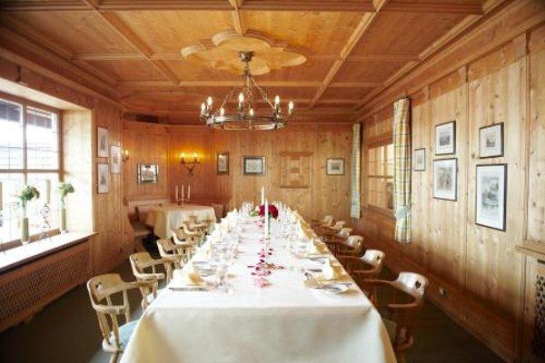 Hotel Schloss Berg - фото 12