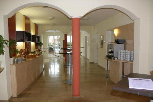 Hotel Schloss Berg - фото 13