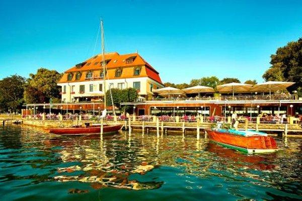 Hotel Schloss Berg - фото 21