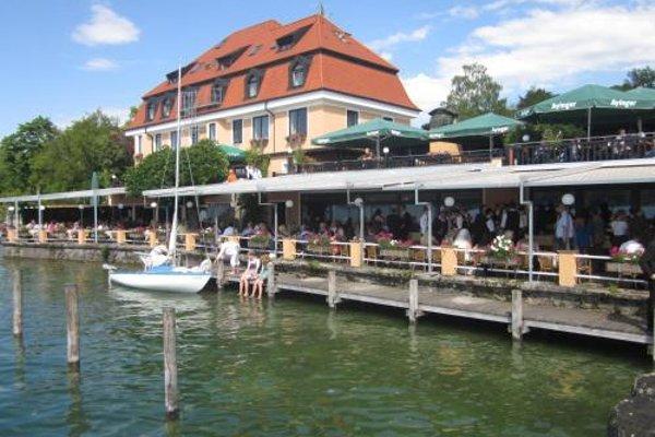 Hotel Schloss Berg - фото 22