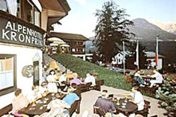 Alpenhotel Kronprinz - фото 16