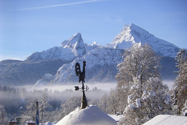 Alpenhotel Kronprinz - фото 17