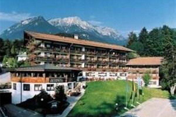 Alpenhotel Kronprinz - фото 21