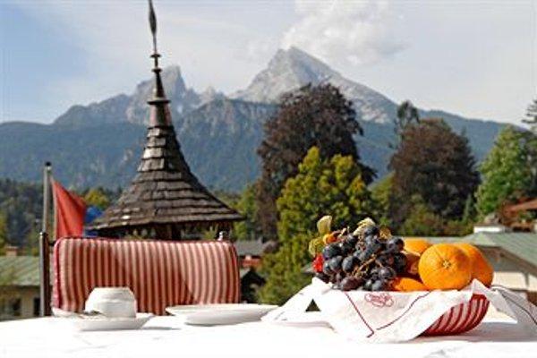 Alpenhotel Kronprinz - фото 23