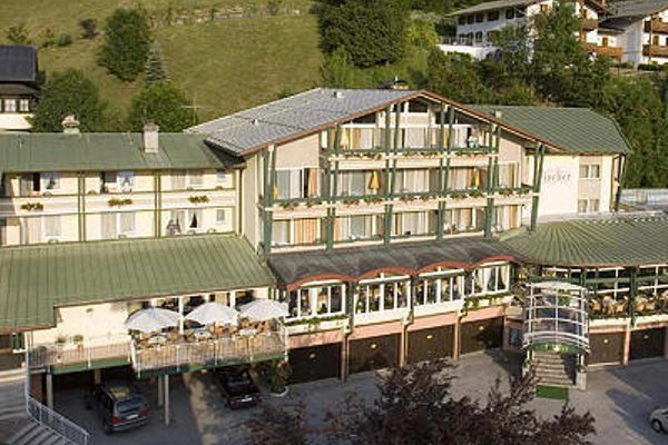 Alpenhotel Fischer - 22