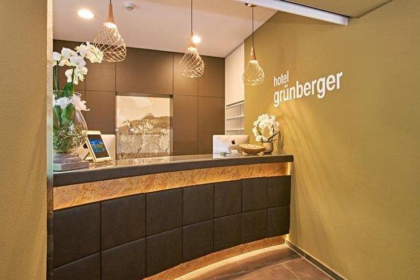 Hotel Grunberger - фото 14