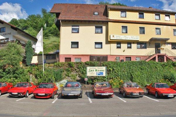 Hotel Gasthof Zur Krone Odenwald-Sterne-Hotel - 20